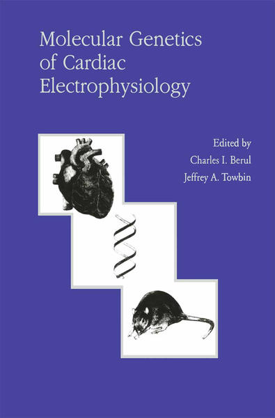 Molecular Genetics of Cardiac Electrophysiology - Coverbild