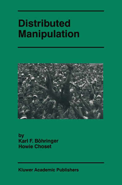 Distributed Manipulation - Coverbild