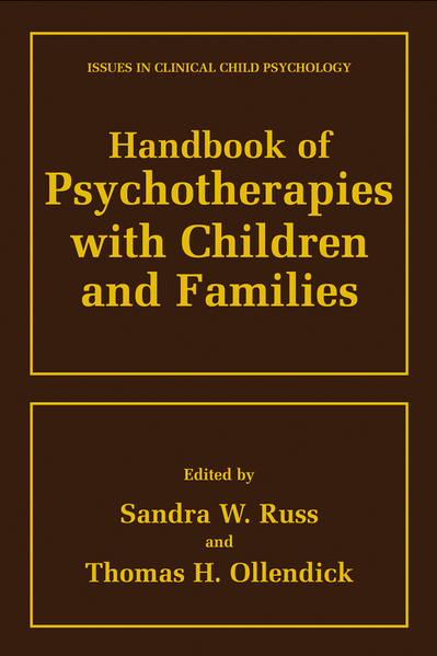 Handbook of Psychotherapies with Children and Families - Coverbild
