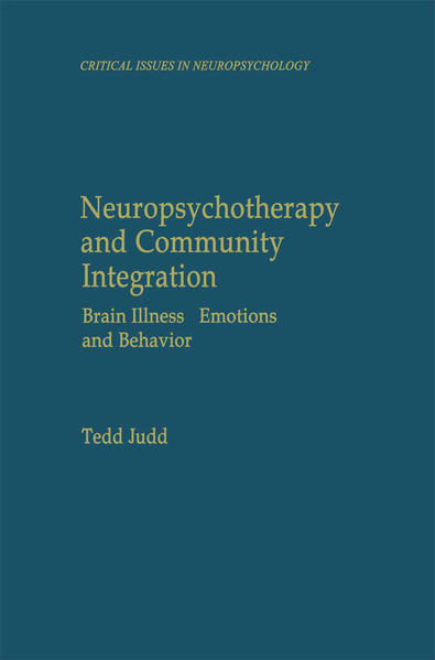 Neuropsychotherapy and Community Integration - Coverbild