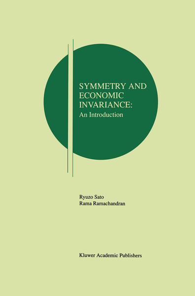 Symmetry and Economic Invariance: An Introduction - Coverbild