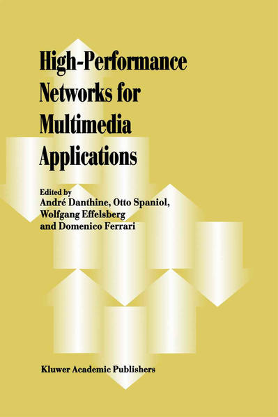 High-Performance Networks for Multimedia Applications - Coverbild