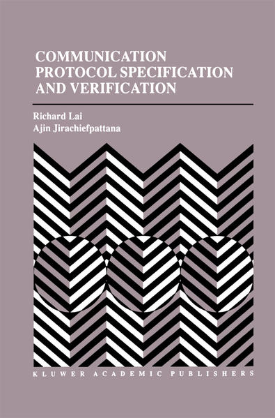 Communication Protocol Specification and Verification - Coverbild