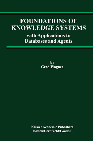Foundations of Knowledge Systems - Coverbild