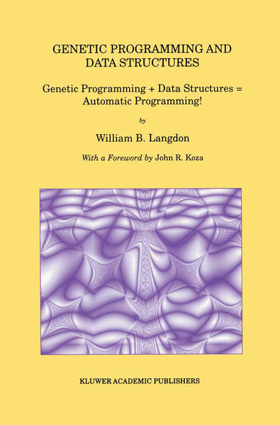 Genetic Programming and Data Structures - Coverbild