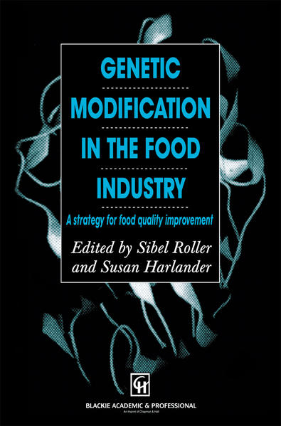 Genetic Modification in the Food Industry - Coverbild