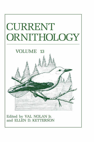 Current Ornithology - Coverbild