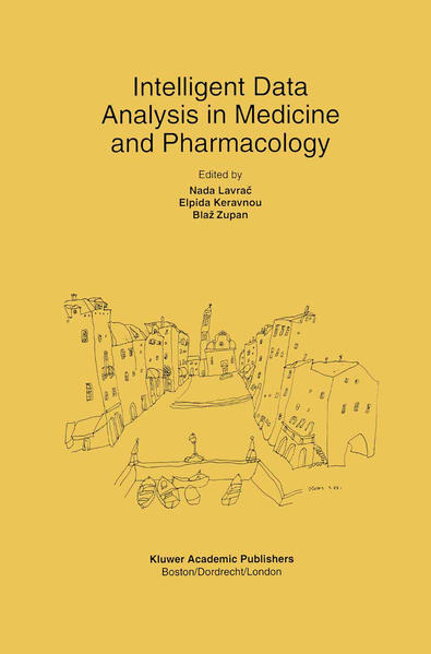 Intelligent Data Analysis in Medicine and Pharmacology - Coverbild