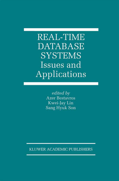 Real-Time Database Systems - Coverbild