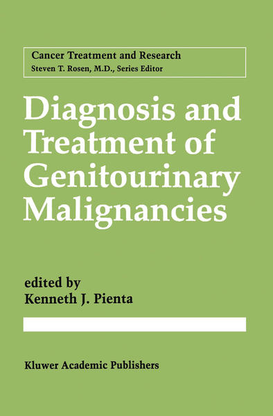 Diagnosis and Treatment of Genitourinary Malignancies - Coverbild