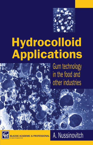 Hydrocolloid Applications - Coverbild