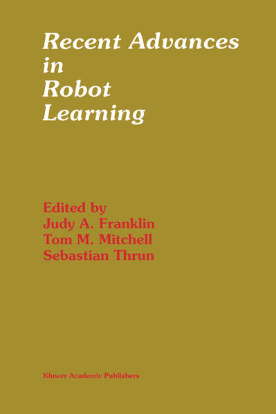 Recent Advances in Robot Learning - Coverbild