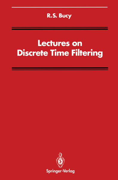 Lectures on Discrete Time Filtering - Coverbild