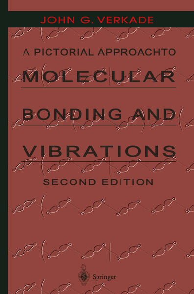 A Pictorial Approach to Molecular Bonding and Vibrations - Coverbild