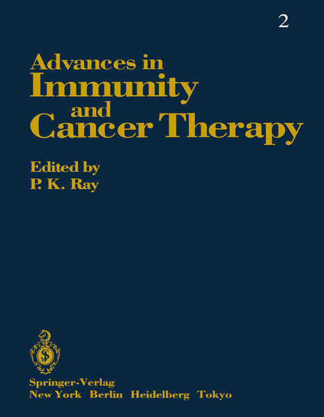 Advances in Immunity and Cancer Therapy - Coverbild