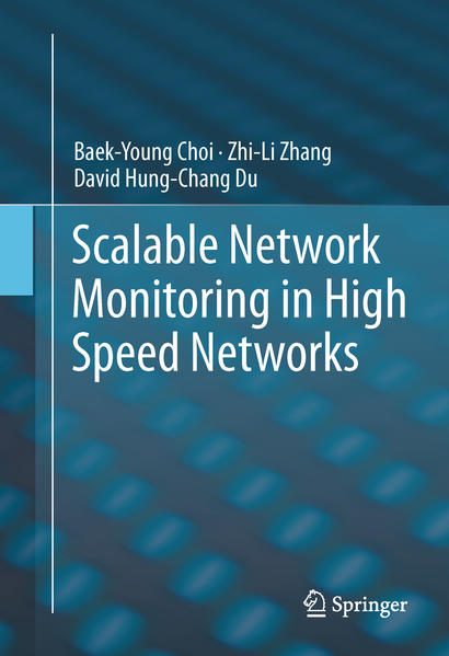 Scalable Network Monitoring in High Speed Networks - Coverbild