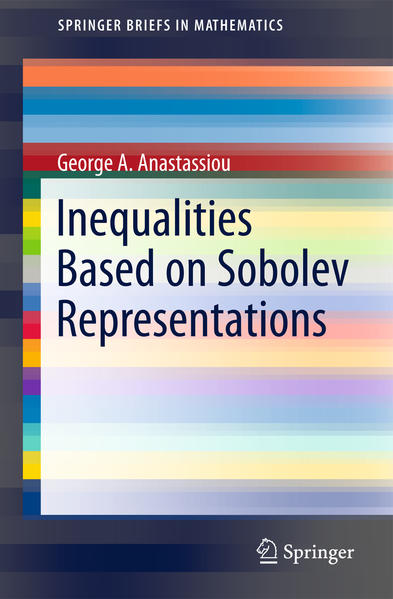 Inequalities Based on Sobolev Representations - Coverbild