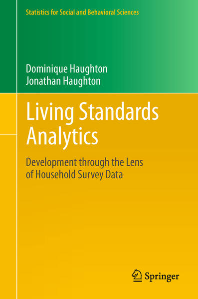 Living Standards Analytics - Coverbild