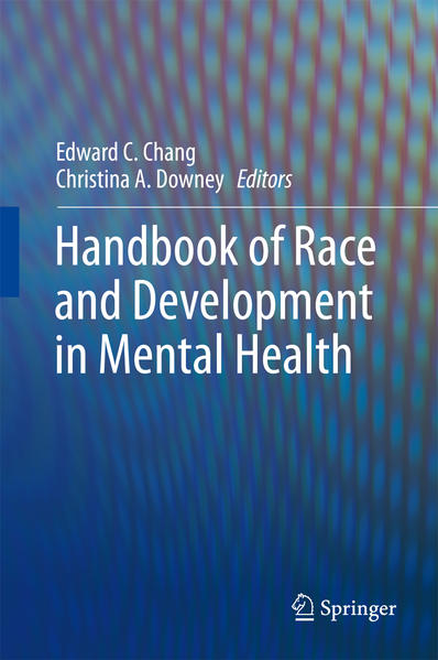 Handbook of Race and Development in Mental Health - Coverbild