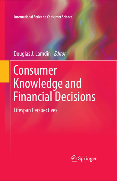 Consumer Knowledge and Financial Decisions - Coverbild