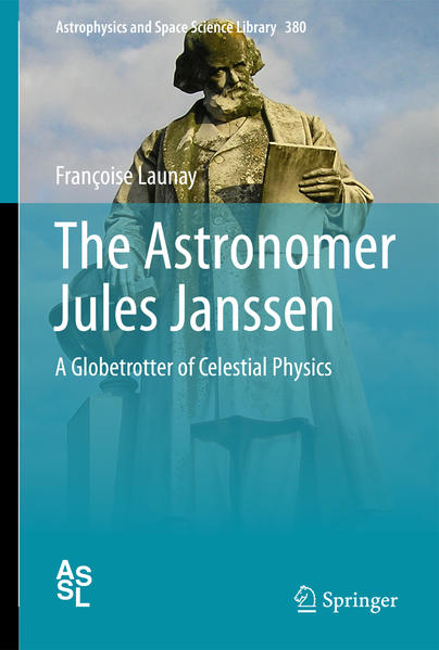 The Astronomer Jules Janssen - Coverbild