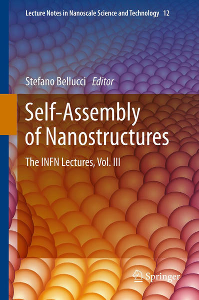 Self-Assembly of Nanostructures - Coverbild