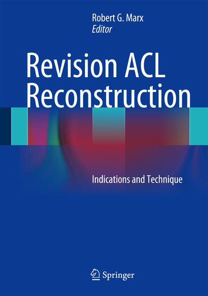 Revision ACL Reconstruction - Coverbild
