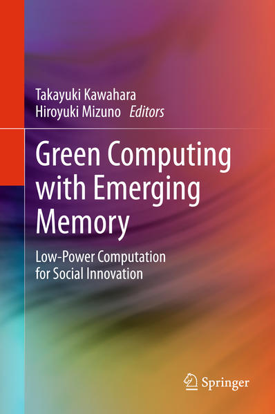 Green Computing with Emerging Memory - Coverbild