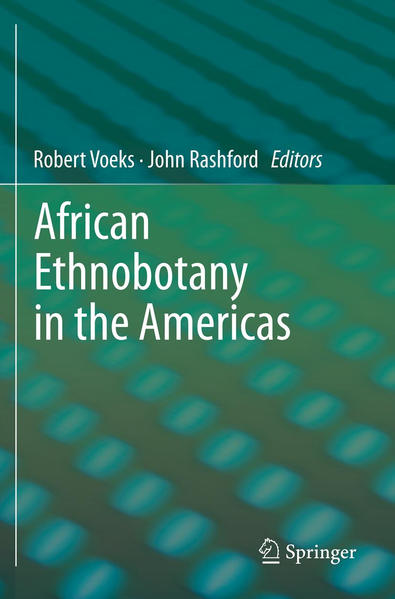 African Ethnobotany in the Americas - Coverbild