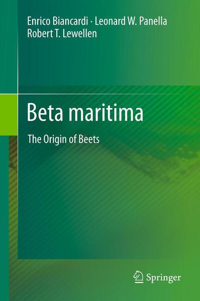 Beta maritima - Coverbild