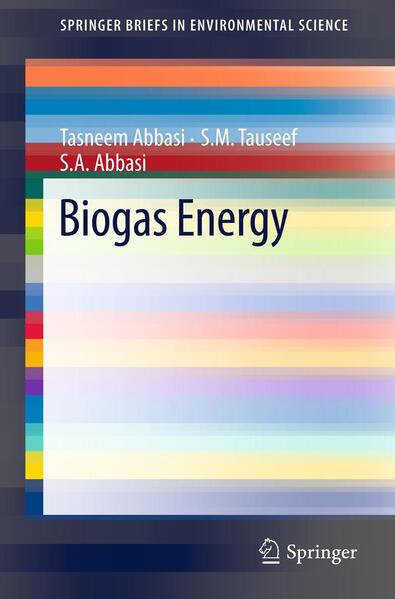 Biogas Energy - Coverbild