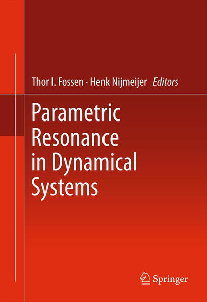 Parametric Resonance in Dynamical Systems - Coverbild