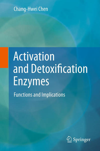 Activation and Detoxification Enzymes - Coverbild