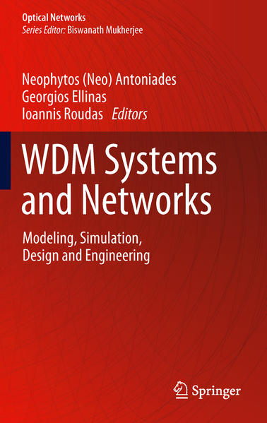 WDM Systems and Networks - Coverbild