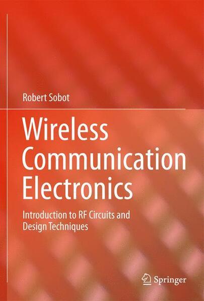 Wireless Communication Electronics - Coverbild