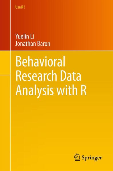 Kostenloses Epub-Buch Behavioral Research Data Analysis with R