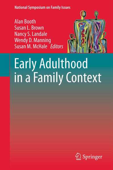Early Adulthood in a Family Context - Coverbild