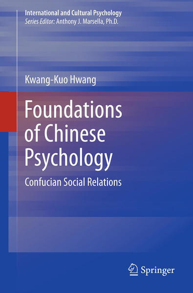 Foundations of Chinese Psychology - Coverbild