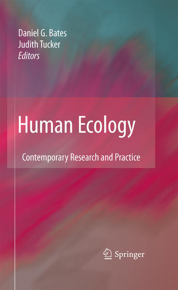 Human Ecology - Coverbild