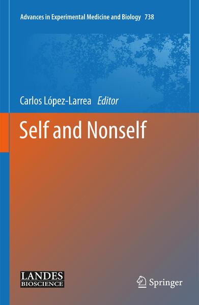 Self and Nonself - Coverbild