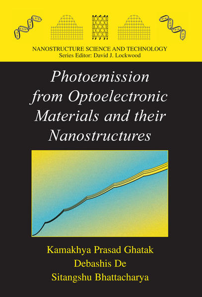 Photoemission from Optoelectronic Materials and their Nanostructures - Coverbild