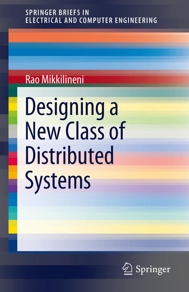 Designing a New Class of Distributed Systems - Coverbild