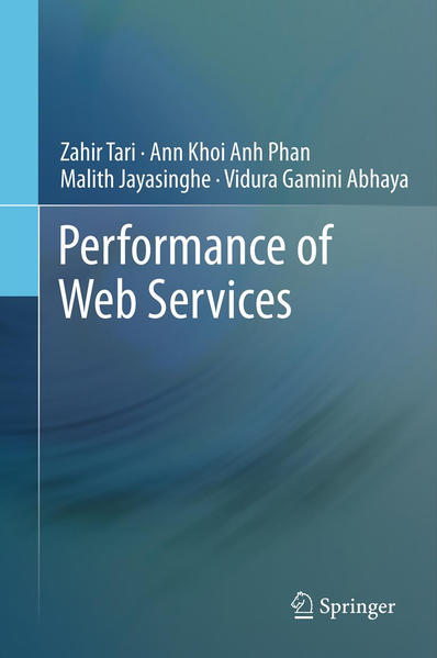 On the Performance of Web Services - Coverbild