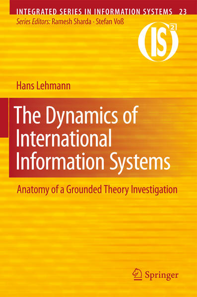 The Dynamics of International Information Systems - Coverbild