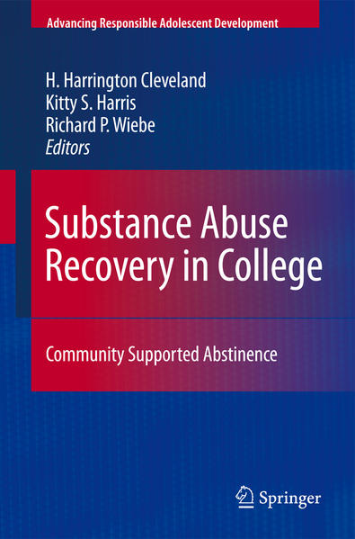 Substance Abuse Recovery in College - Coverbild