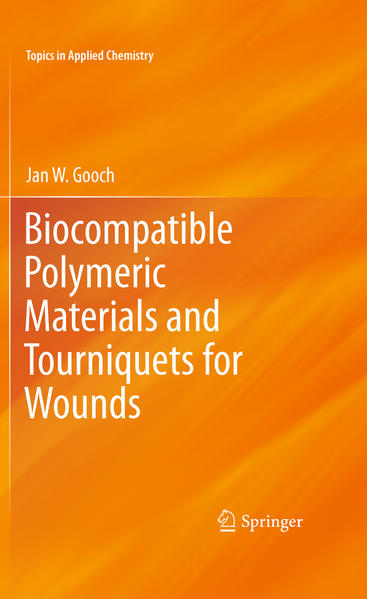 Biocompatible Polymeric Materials and Tourniquets for Wounds - Coverbild