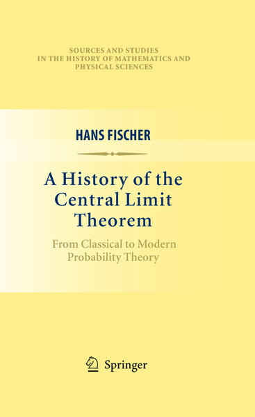 A History of the Central Limit Theorem - Coverbild