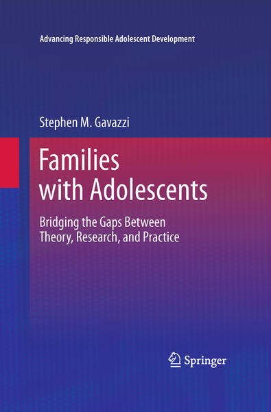 Families with Adolescents - Coverbild