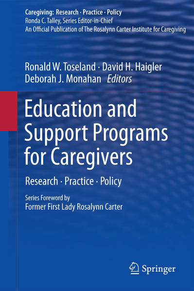 Education and Support Programs for Caregivers - Coverbild