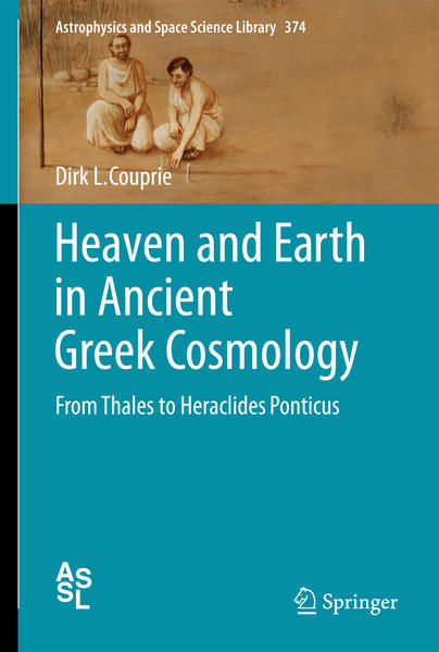 Heaven and Earth in Ancient Greek Cosmology - Coverbild